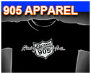 Racing 905 Apparel